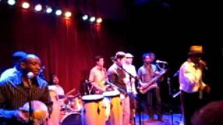 lagos roots afrobeat ensemble gentleman