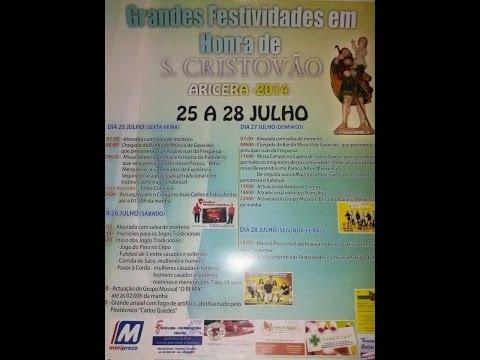 Programa Festa em Aricera 2014