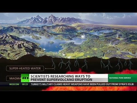 Yellowstone Supervolcano Could End The World, NASA Plans Solution