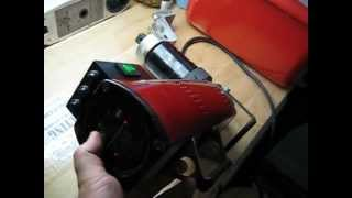 ELECTRIC TORQUE WRENCH 1500 FT LB CAPABILITY