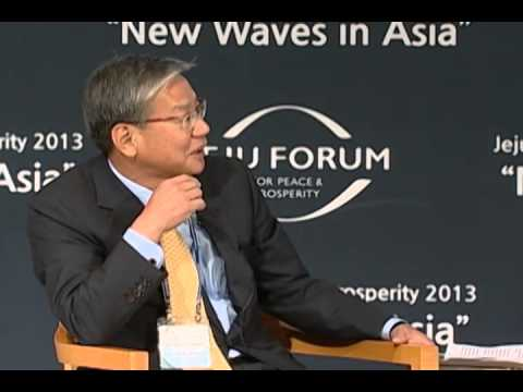[Jeju Forum 2013] Special Session 2 (Meeting the Legendary Investor Jim Rogers)