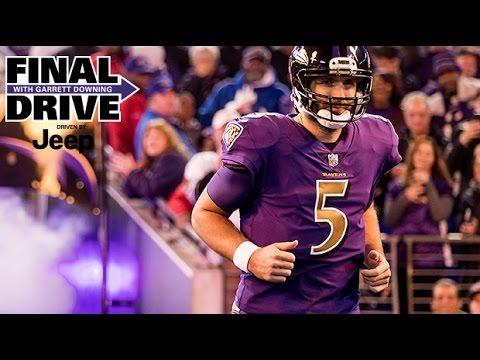 Joe Flacco Responds To Ray Lewis | Final Drive | Baltimore Ravens