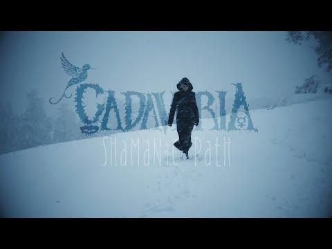 CADAVERIA - Shamanic Path (OFFICIAL LYRIC VIDEO)
