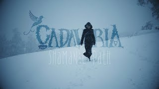 CADAVERIA - Shamanic Path (OFFICIAL LYRIC VIDEO | 4K)
