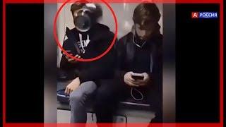 Ахмат СИЛА в метро Кадыров звонил ВИДЕО Чеченец Кинул банку и  ...