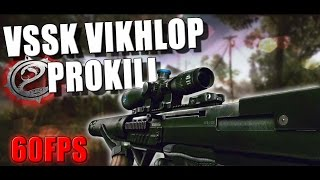 Contract Wars - VSSK Vikhlop Prokill - Max Settings 60FPS