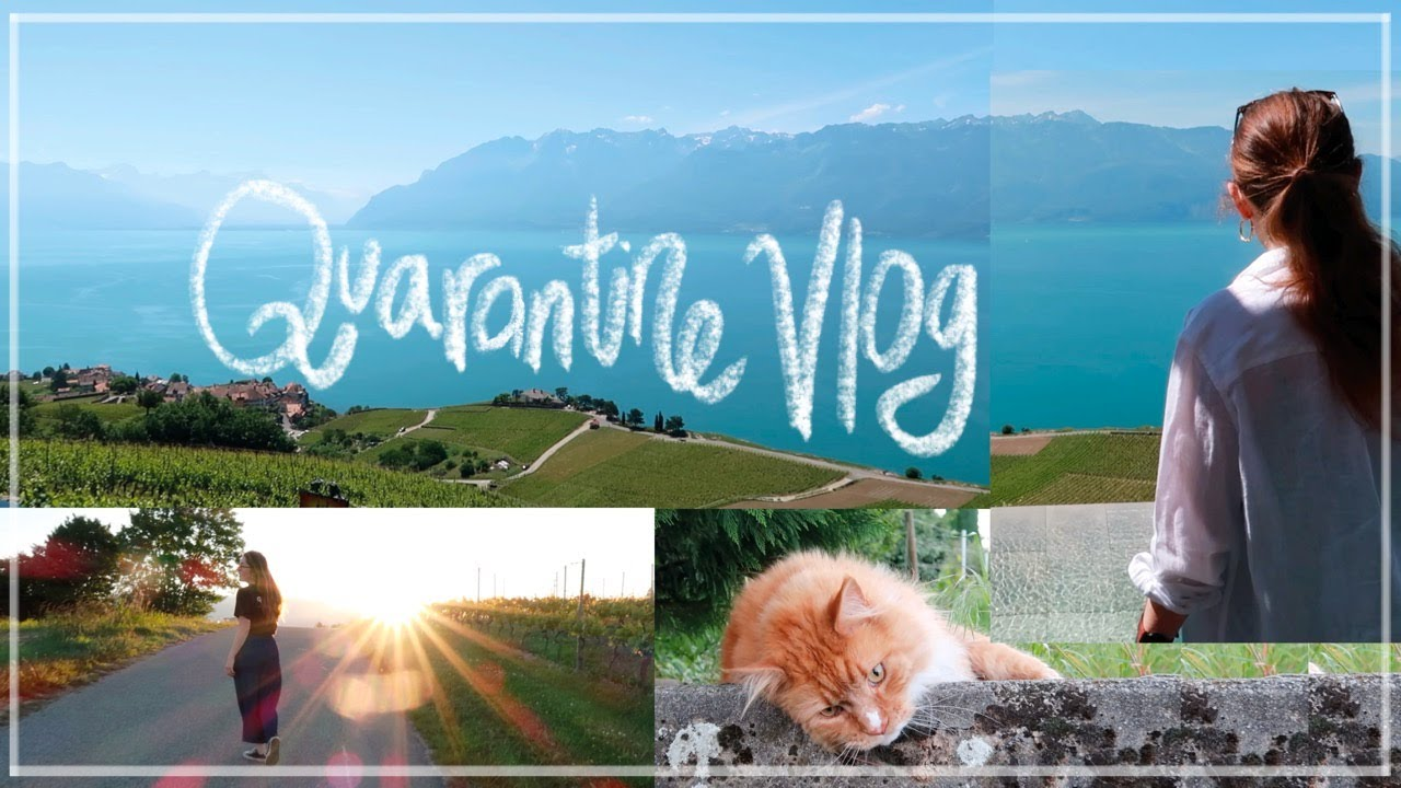 Quarantine Vlog ⭐️ Swiss Summer, MRI Checkup, Motorbikes, Boyfriend & Sun