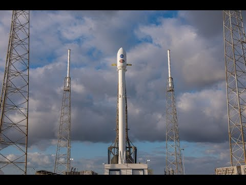 LIVE: SpaceX launch of NASA's Transiting Exoplanet Survey Sa