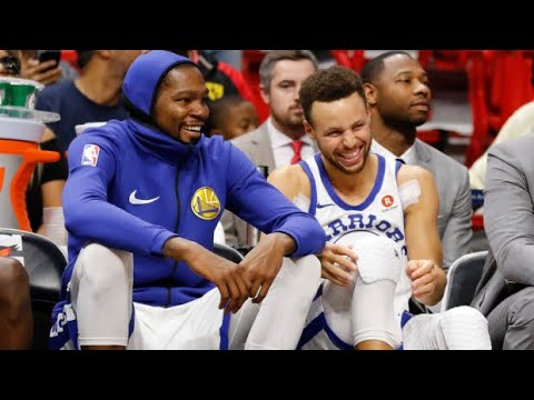 Golden State Warriors Funny Moments Part 4