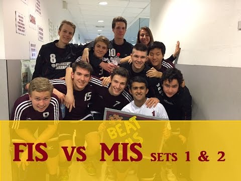 ISSTs 2015 FIS vs MIS Sets 1 & 2
