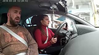 Μάθημα οδήγησης με την σχολή οδηγών ΕΦΡΑΙΜΙΔΗ ΓΡΗΓΟΡΗ (Γ)