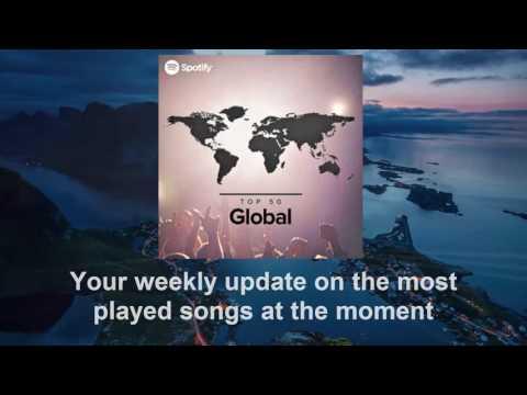Top 50 Global - Spotify Playlist 2019 - [Weekly Update]