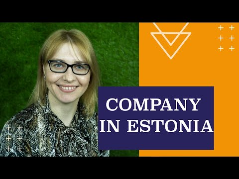Company registration | 5 reasons why to incorporate in Estonia