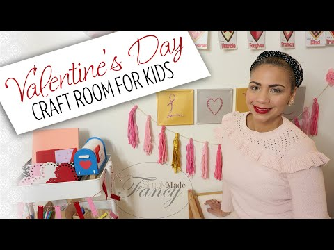 valentine's-day-craft-room-decor-for-kids-diy---easy-and-cheap-decor-ideas