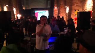 Si chiude il sipario - Ghemon Scienz - 20/10/2010 - live