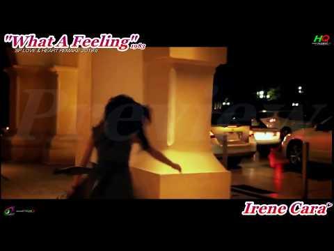 """アイリーン・キャラ Irene Cara - """"What A Feeling"""" (1983) /  HQ REMAKE 2018 ( image) /  日本語オリジナル翻訳歌詞 ▶4:32"""