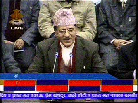 Nepal Votes: Chief Election Commissioner Neel Kantha Uprety dismisses Maoist allegation as childish