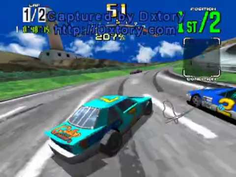 デイトナ Usa M2 Emulator 0 9 ネットワーク対戦 テスト 上級 At Youtube