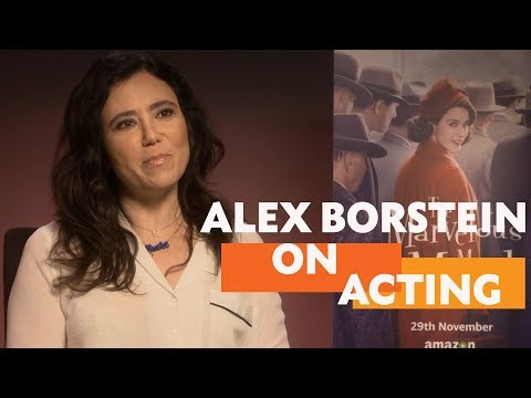 "Alex Borstein's Advice: ""Don't Listen to Other People's Advice"""