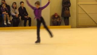 3 юношеский 2013 СПб, Семён Кондрат 11-е место