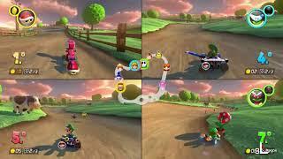 ¡Huy que lío!   El Rincón de Lesk   Mario Kart 8 Deluxe