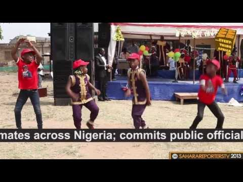 Artiste Lamborghini Commits Nigerian Officials on Education Aid for Imprisoned Children