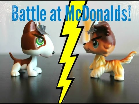 LPS: Battle At McDonalds!