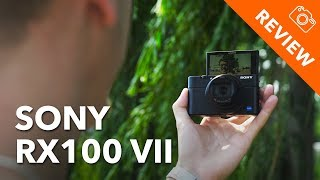 SONY RX100 VII REVIEW - Kamera Express
