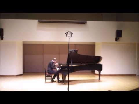 Prélude, Choral et Fugue -- César Franck