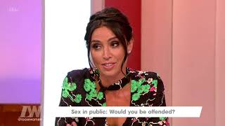 Stacey Admits That She is A Bit of a Prude | Loose Women