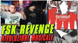 Fsk - Trapsh*t Revenge | REACTION by Arcade Boyz