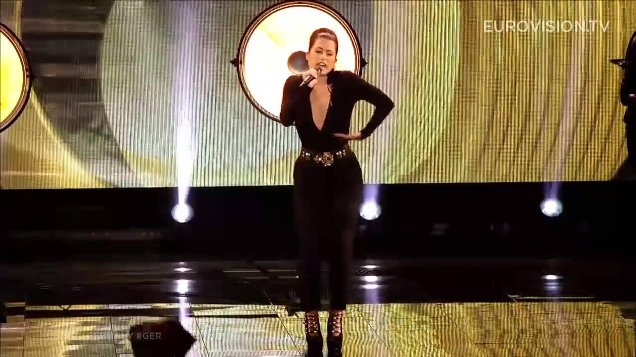 Ann Sophie Black Smoke Germany Live At Eurovision 2015 Grand