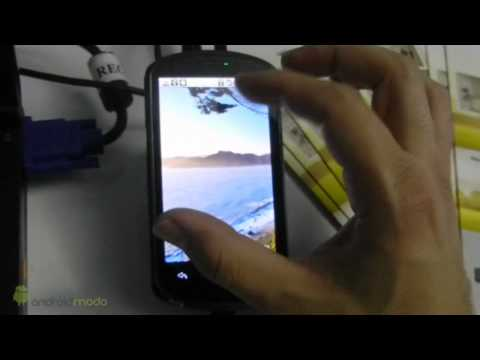 Huawei U8800 Hands-On - CaracasTek