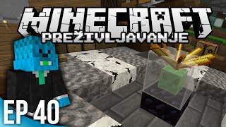 Minecraft: Preživljavanje #40 - ULTRA BREWING STAND