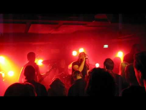 The Man-Eating Tree - Lathing a New Man (Live @ Nuclear Nightclub 4.12.2010)