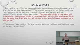 2020 08 30   AM Bible Class   Jim Hoggatt