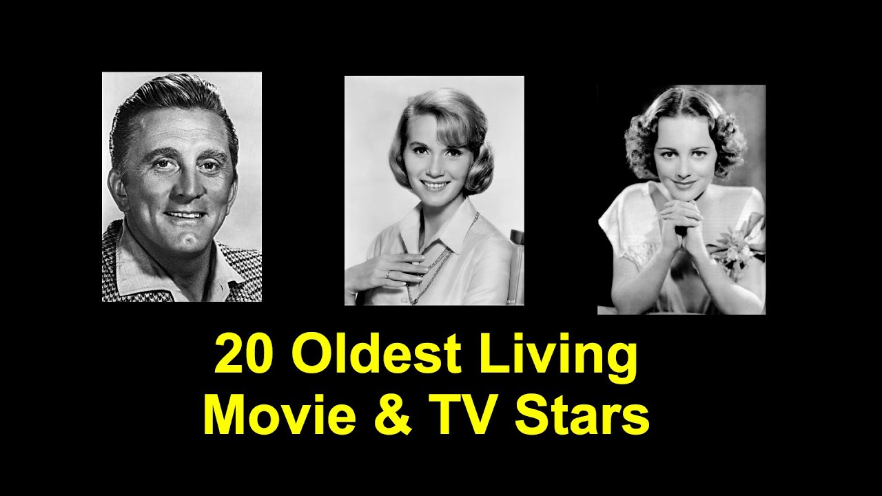 20 oldest living movie and tv stars from jerry lewis to Who is the oldest hollywood actor still alive