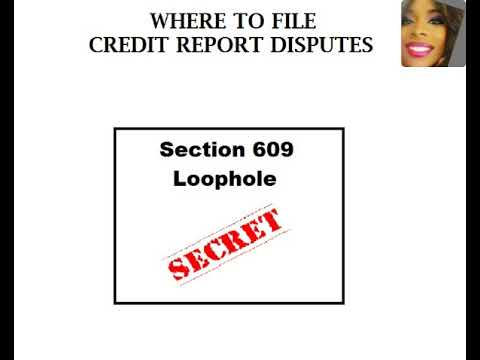 How To File Credit Report Disputes (Above 700 Credit Series)