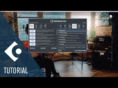How to Create and Save Templates in Cubase | Music Production for Beginners