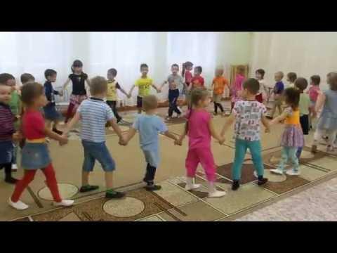 Хороводные игры для детей 3 4 лет в детском саду