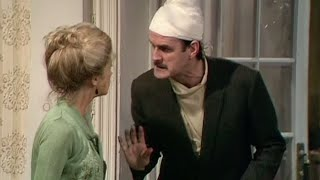 Basil Fawlty Goes Crazy! - Fawlty Towers - BBC Comedy Greats