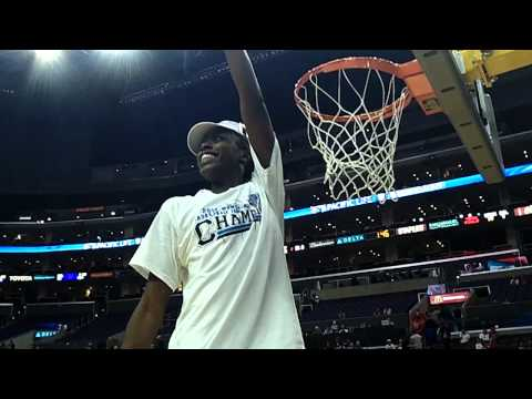 Stanford Cuts Down The Nets