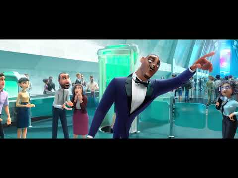 spies-in-disguise-|-entrance-clip-|-20th-century-fox-uk