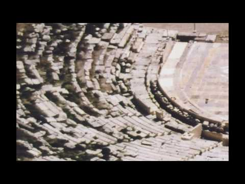Theatre's Beginnings: The Stagecraft of Ancient Greek Theatre