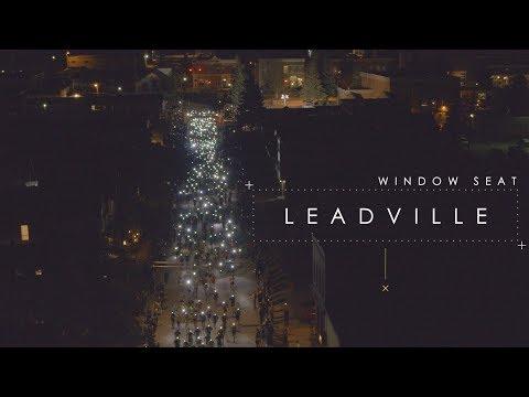 LEADVILLE, CO   The Window Seat