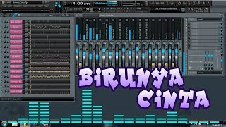 Birunya Cinta - Dangdut FL Studio Korg PA 600