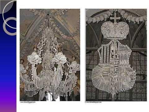 كنيسة من عظام المسلمين