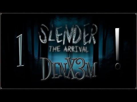 Прохождение Slender: The Arrival - #1: С прибытием