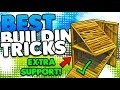 Building Tips & Tricks | Use These & Win More! | Fortnite Battle Royale