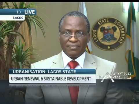 Urbanisation of Lagos State: Developing the Metropolis